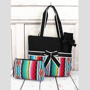 Handbags - Southwest Serape Quilted Bag BUNDLE & SAVE!